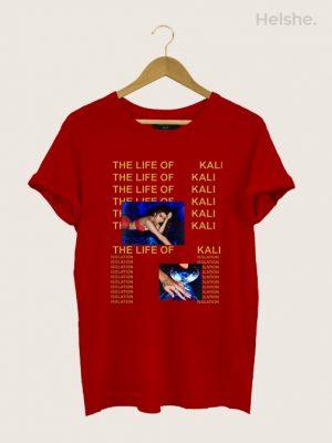 CAMISETA KALI UCHIS THE LIFE OF KALI