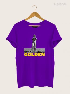 Camiseta Harry Styles Golden 5-min