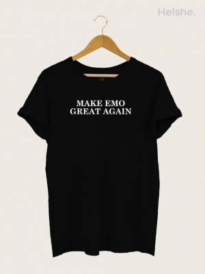 Camiseta Make Emo Great Again 2 min