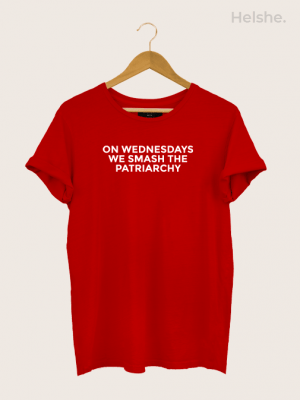 Camiseta-On-Wednesdays-We-Smash-The-Patriarchy-6-min