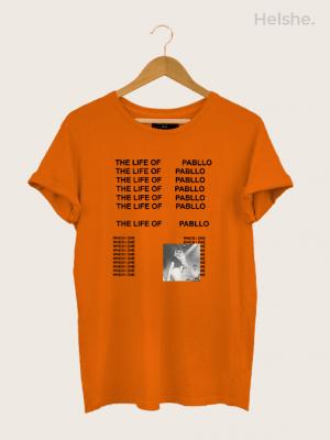 Camiseta The Life Of Pabllo