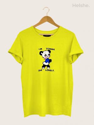 Camiseta Im Gonna Die Lonely min