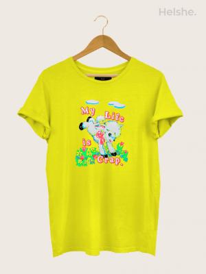 Camiseta My Life is a Crap 2-min