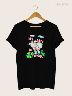 Camiseta My Life is a Crap 3 min